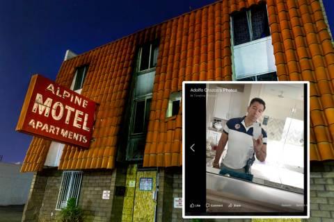 El incendio de diciembre en los apartamentos del Motel Alpine expuso a Adolfo Orozco, el propie ...