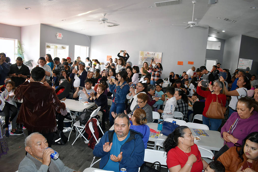 La comunidad organizó eventos para contribuir con los gastos del tratamiento contra la leucemi ...