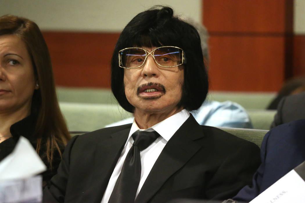 Sam Aldabbagh, dueño del Can Can Room, aparece en el Centro Regional de Justicia en Las Vegas ...