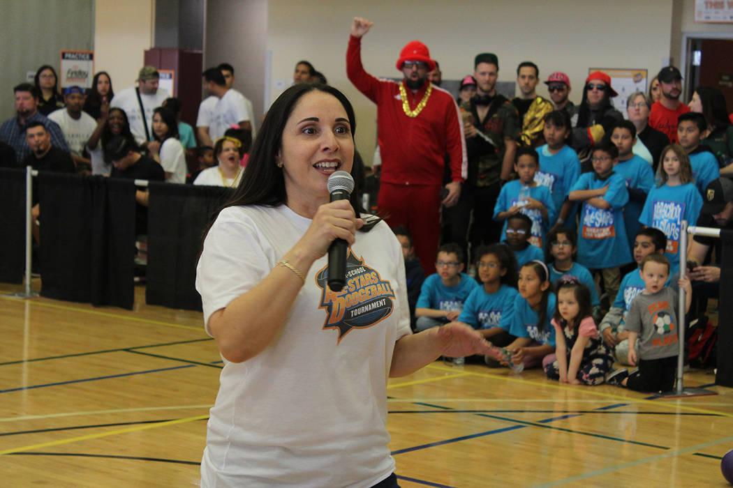 La directora ejecutiva de ASAS LV Jodi Manzella, explicó el beneficio para niños, padres y ma ...
