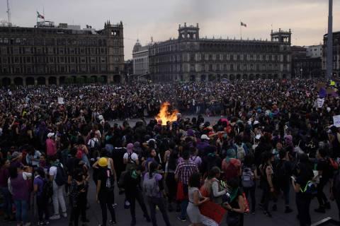Ciudad de México, 8 Mar 2020 (Notimex- Paola Hidalgo).- En el marco del Día Internacional de ...