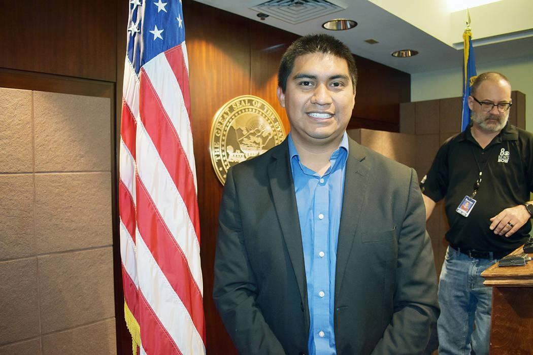 Francisco Morales, director de Relaciones Públicas y Asuntos Comunitarios de la oficina del go ...