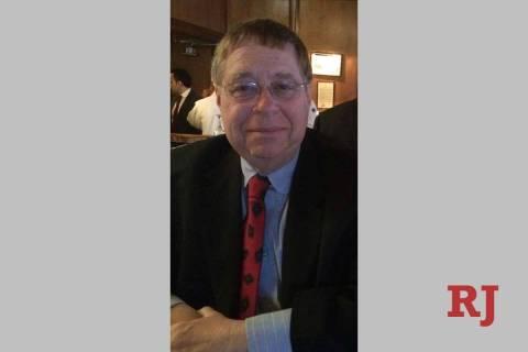 Daniel Scully, en 2014, fue el primer nevadense en morir por coronavirus. Falleció el 15 de ma ...