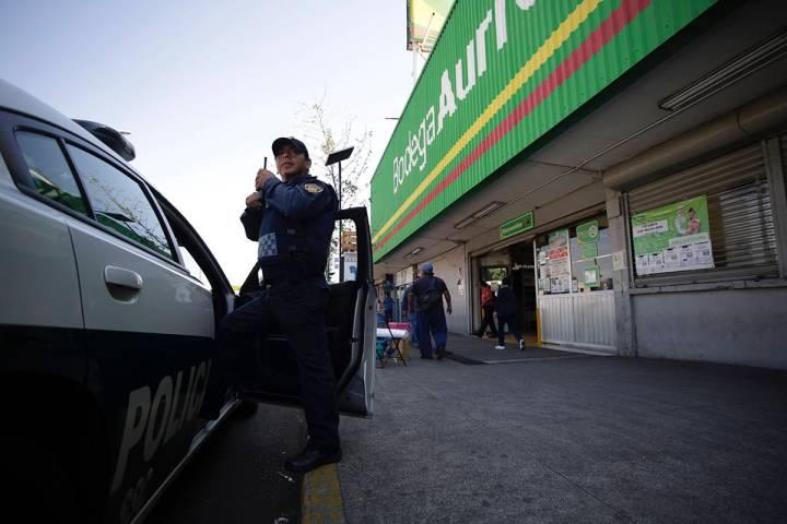 Ciudad de México 25 Mzo 2020. (Notimex-Paola Hidalgo).- Los Supermercados y Mercados ya están ...