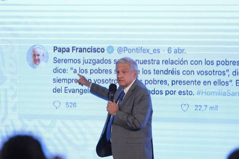 ARCHIVO. Ciudad de México, 7 Abr 2020 (Notimex- Gustavo Durán).- Hugo López-Gatell Ramírez, ...