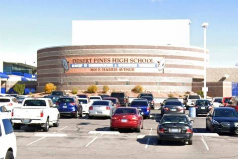 Desert Pines High School (Google)