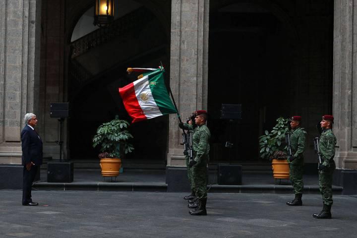 Ciudad de México, 5 Abr 2020(Notimex-Francisco Estrada).- El presidente, Andrés Manuel López ...