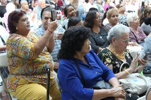 Archivo.- Las personas mayores de 60 años de edad requieren mayor atención, no solo hoy, sino ...