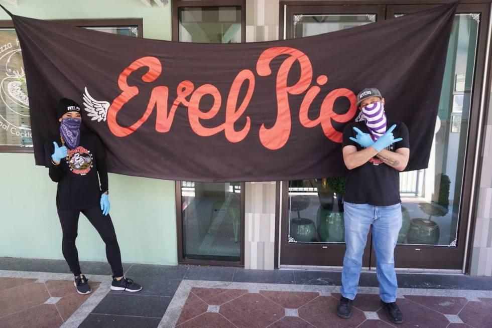 Evel Pie en Tivoli Village abrirá diario. (Evel Pie)