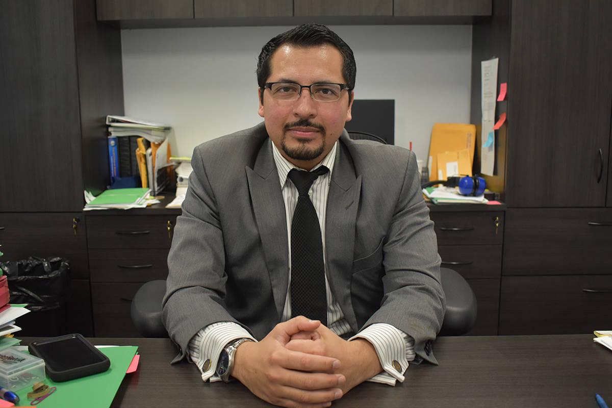 Asambleísta Edgar Flores. [Foto El Tiempo]