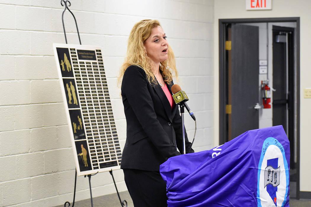 Archivo.- Daniele Staple, directora ejecutiva de The Rape Crisis Center. Miércoles 19 de febre ...