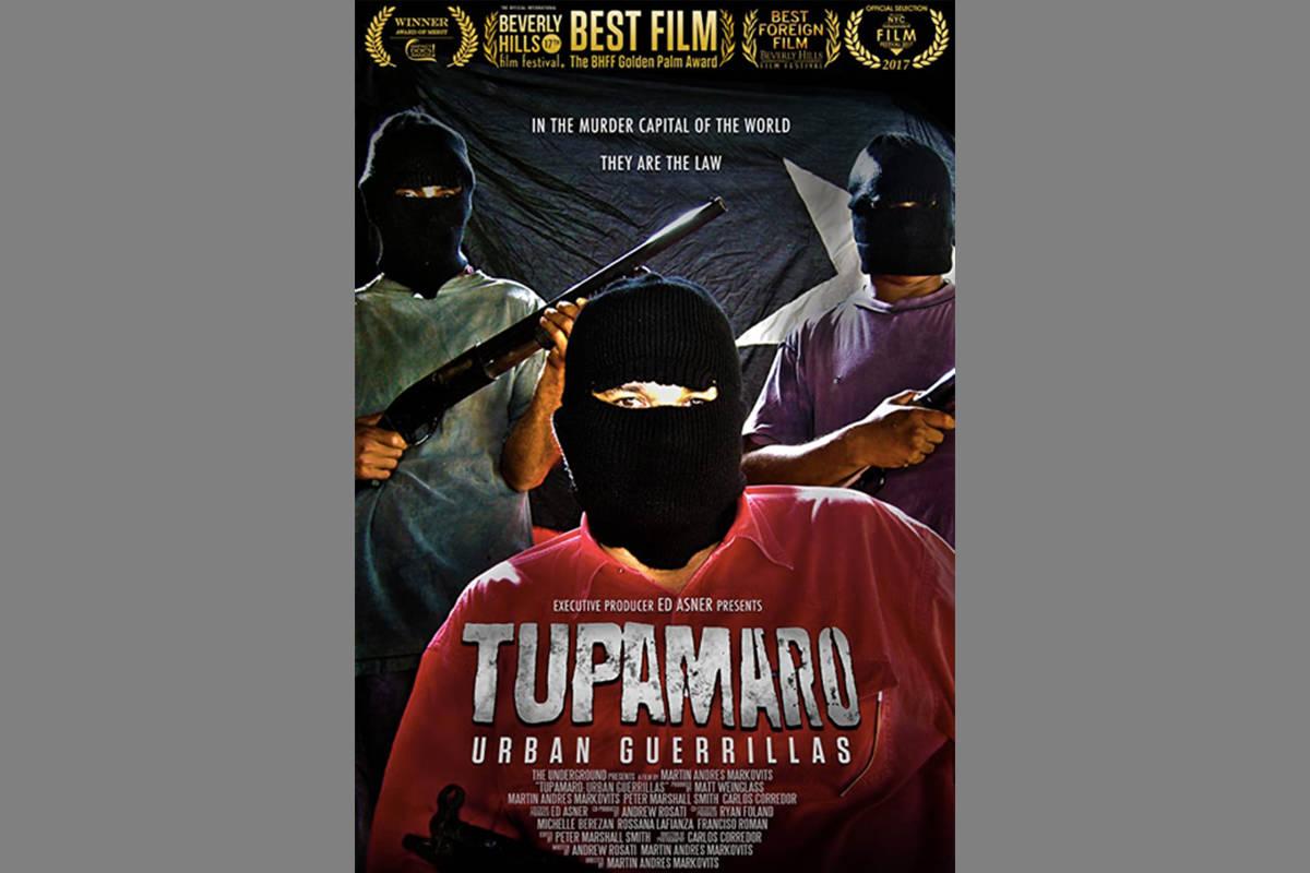 """""""Tupamaro: Guerrillas urbanas"""" fue dirigido por Martín Andrés Markovits, y producido por ..."""