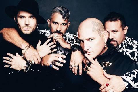 Banda de rock, Circo. [Foto Cortesía]