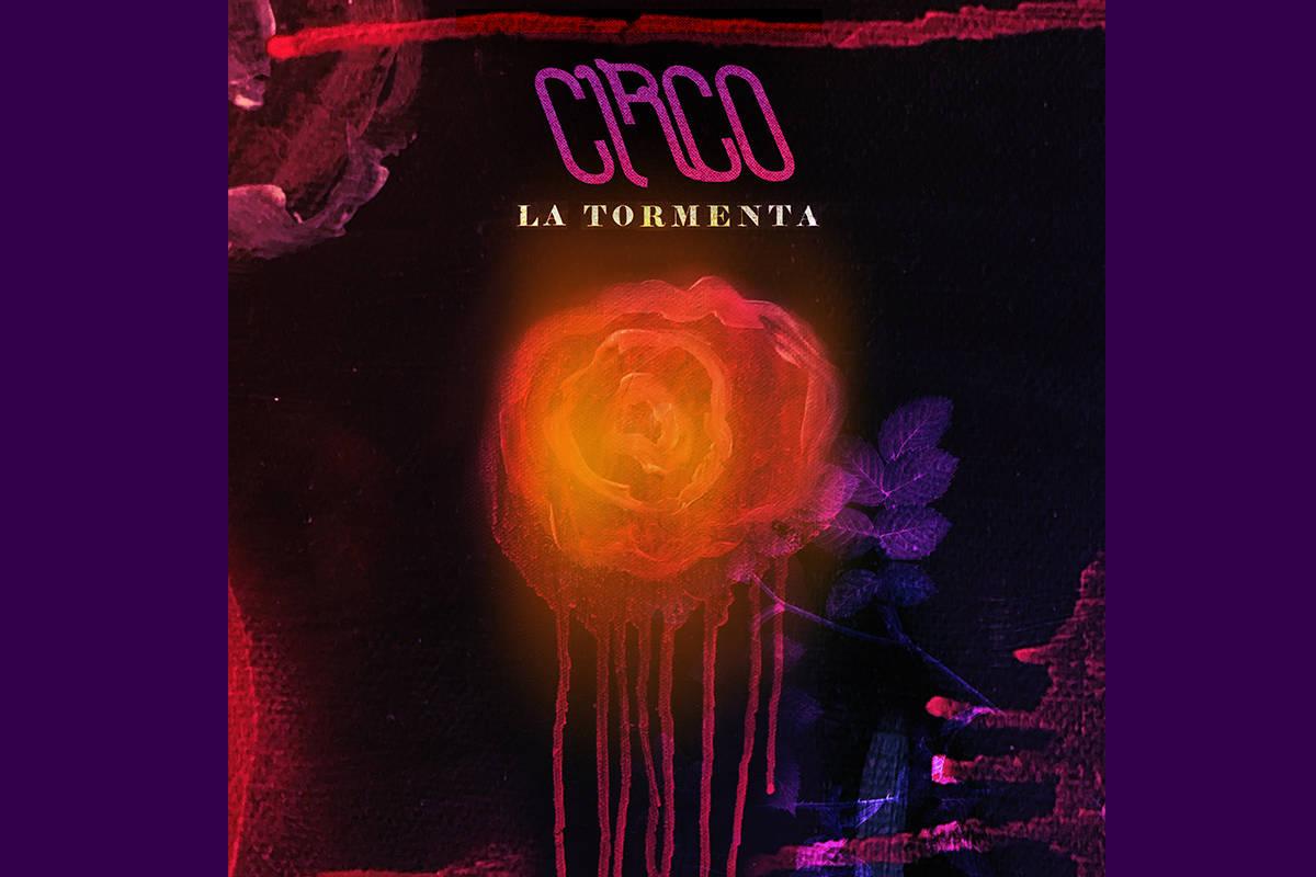 """Imagen representativa del nuevo sencillo de Circo, """"La Tormenta"""". [Cortesía]"""
