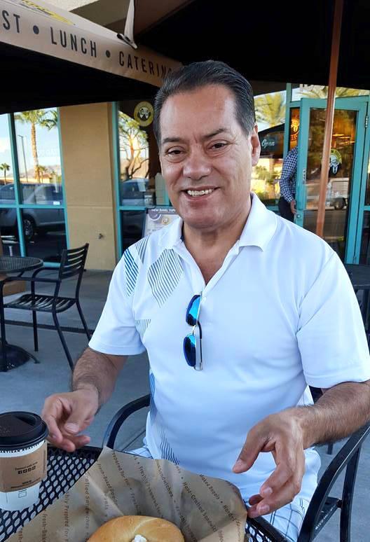 Luis A. Frías, de 65 años, murió de coronavirus el 25 de abril. Pasó décadas viajando por ...