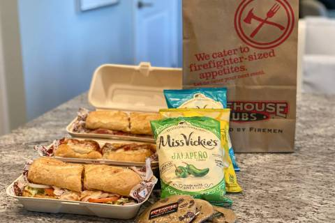 Firehouse Subs Family Meal Deal (Firehouse Subs)