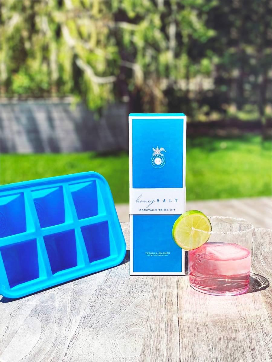 Honey Salt Cocktail To Go Kit (Honey Salt)