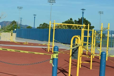 El complejo deportivo Kellogg Zaher (Washington y Durango) que cuenta con 11 campos de soccer, ...