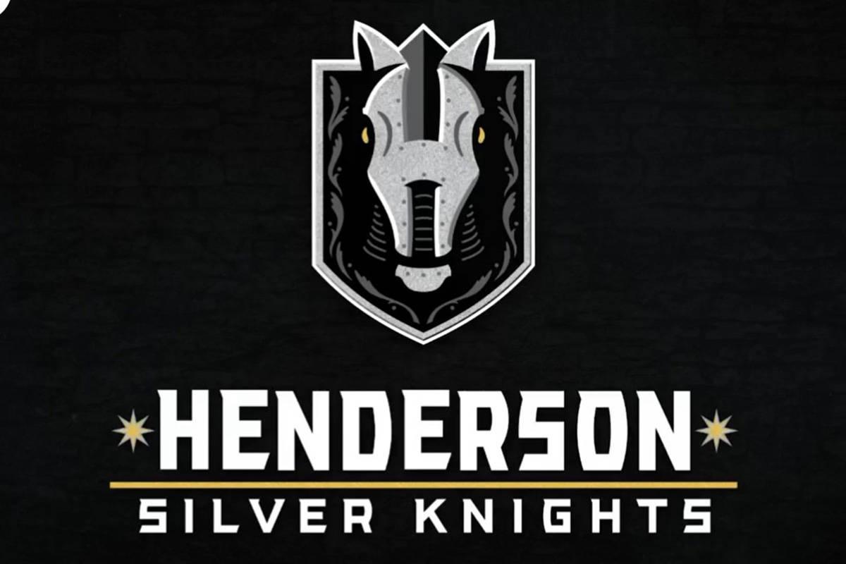 Henderson Silver Knights logo