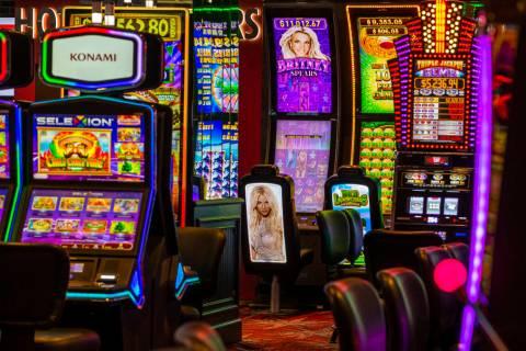 Algunas áreas en The D Las Vegas tendrán menos asientos para fomentar el distanciamiento soci ...