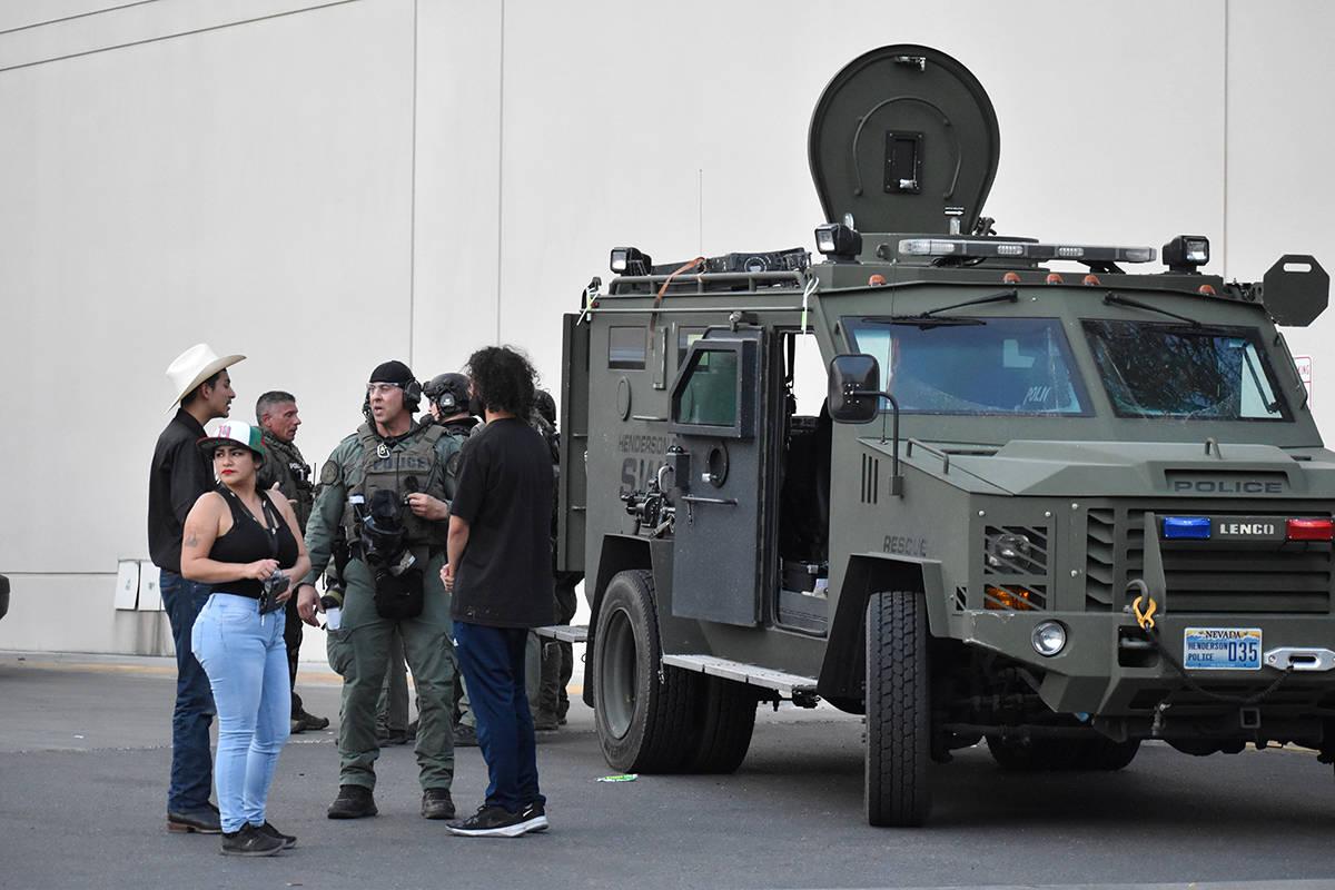 """""""Las autoridades tienen un trabajo difícil, la gente no puede odiar a los policías, por el ..."""