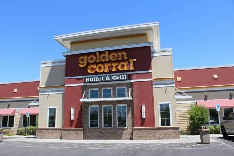 Los buffets Golden Corral se han adaptado para poder reabrir. Sábado 30 de mayo de 2020 en Gol ...