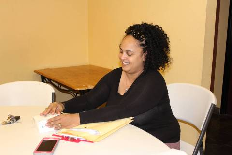 Autunm Austin, paciente y fundadora de Colors of Lupus organiza reuniones virtuales de paciente ...