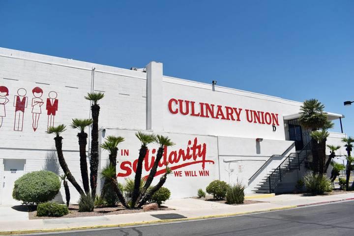 La portavoz de la Unión Culinaria de Las Vegas, Bethany Khan emitió un comunicado donde manif ...