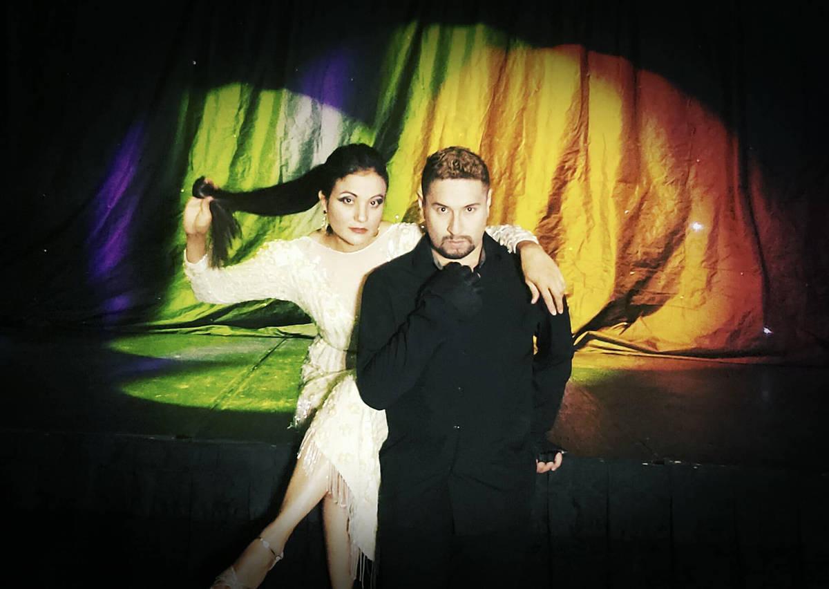 """Cynthia Ríos y Omar Kami recientemente lanzaron el videoclip del cover """"Grande"""". [Foto Cor ..."""