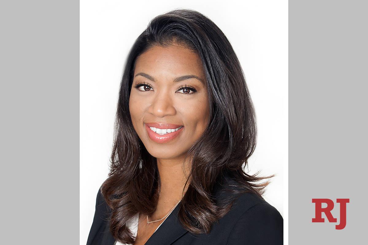 La presidenta de la Junta de Control de Juegos de Nevada, Sandra Morgan (Cortesía)