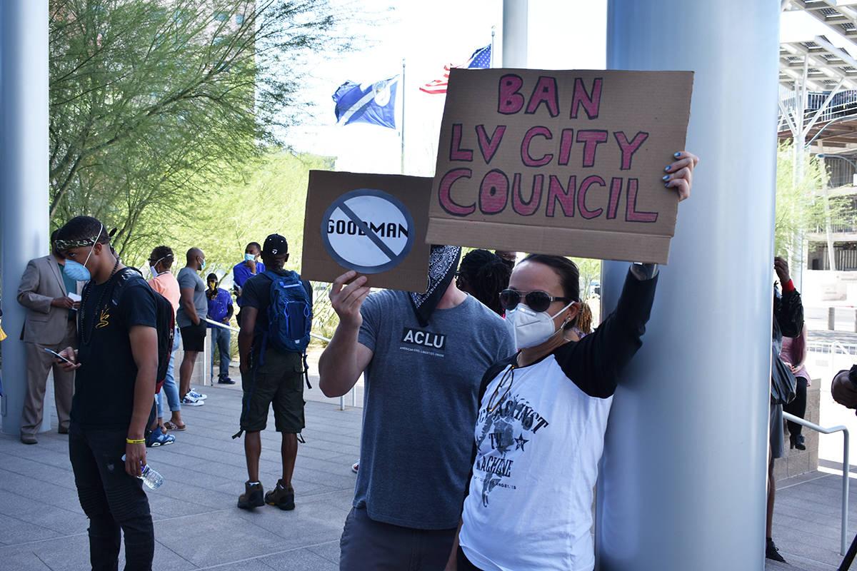 Decenas de personas se manifestaron contra distintas situaciones que han acontecido recientemen ...