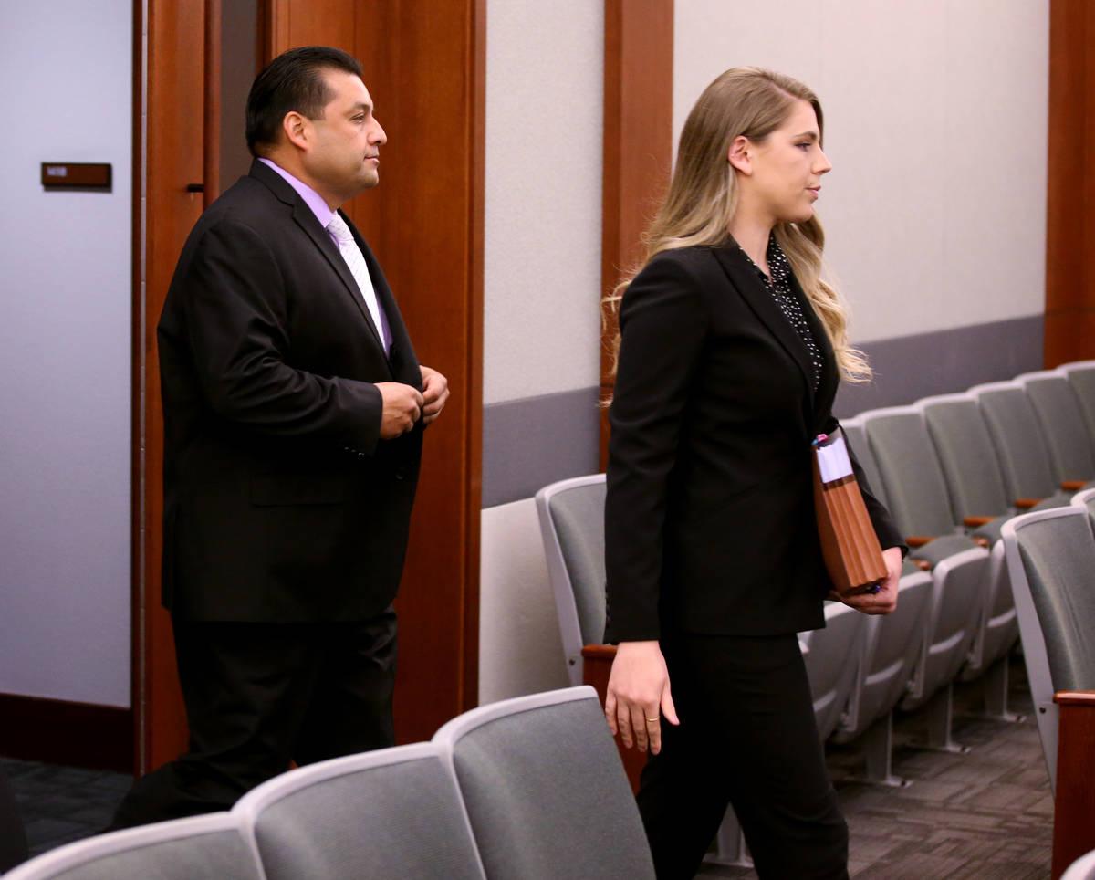Michael Ramírez, director de alto rango de la Asociación de Protección de la Policía de Las ...