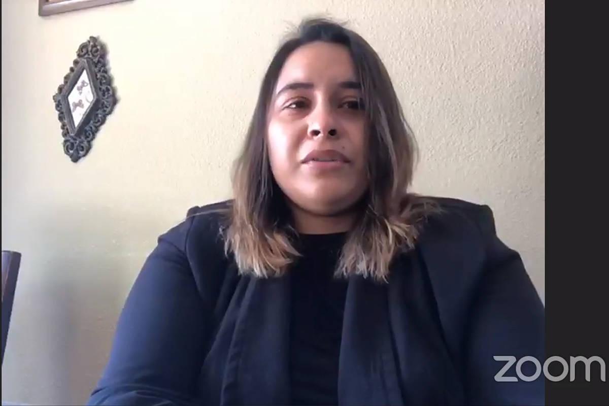 Irma Fernández compartió el difícil momento que está viviendo tras la muerte de su padre a ...