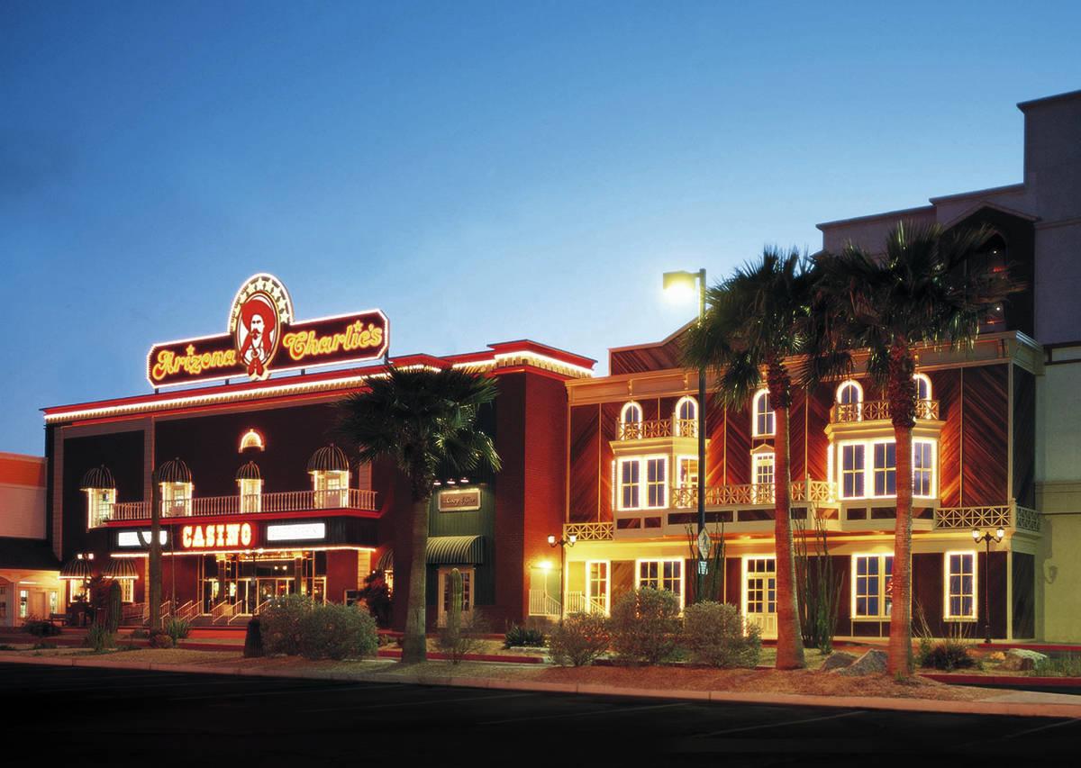 Hotel & casino Arizona Charlie's, sucursal situada al oeste de Las Vegas. [Foto Cortesía]