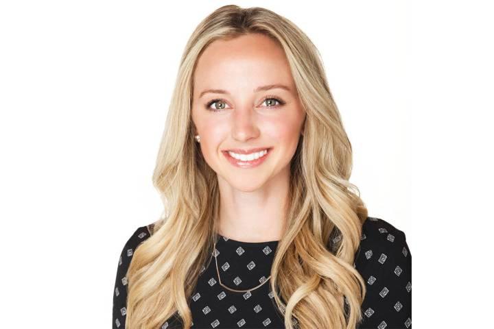 La dietista de UNLV, Nicole Kiley. [Foto cortesía de UNLV]