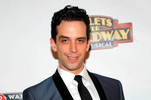 El actor Nick Cordero en 2014. (Foto por Brad Barket/Invision/AP)