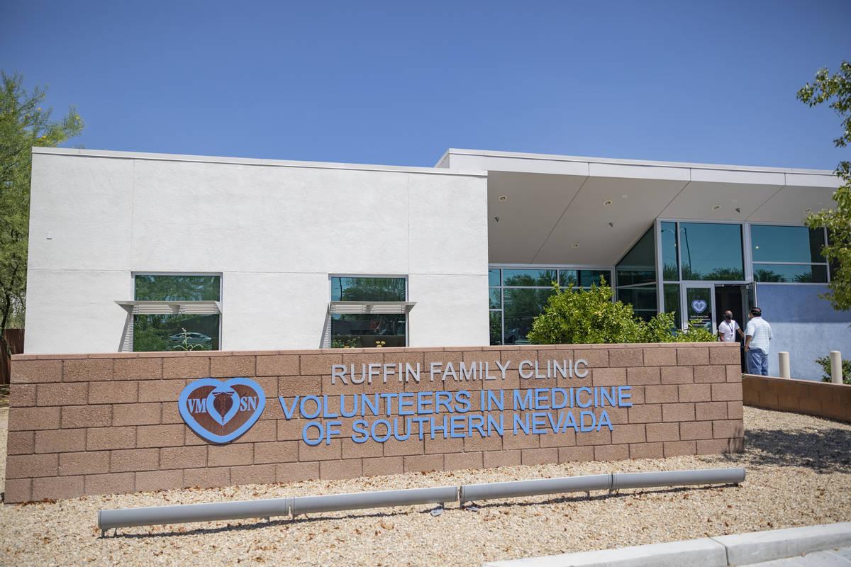 La Volunteers in Medicine of Southern Nevada Ruffin Family Clinic en Las Vegas el jueves, 2 de ...