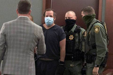 """Stephen Parshall, uno de los tres presuntos extremistas del """"Movimiento Boogaloo"""" acusados de p ..."""