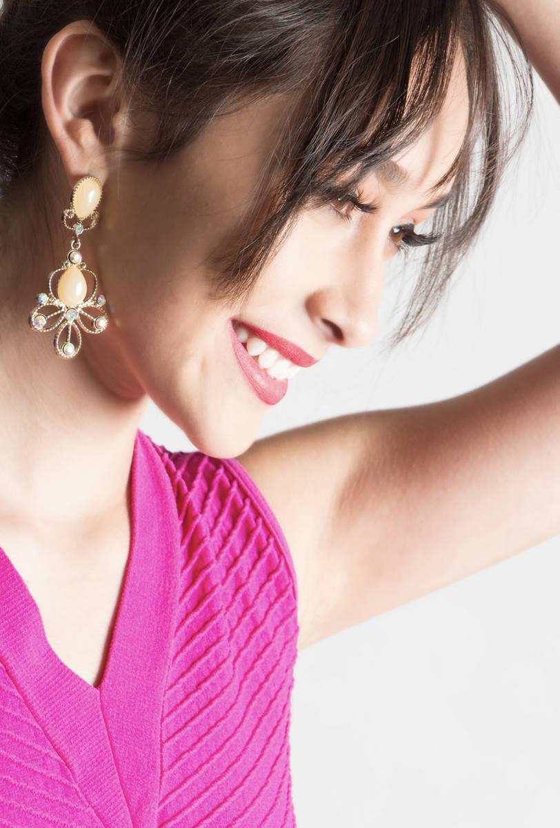 2, 3 y 4: Con solo 20 años de edad, Bridget González ya cuenta con una amplia experiencia en ...