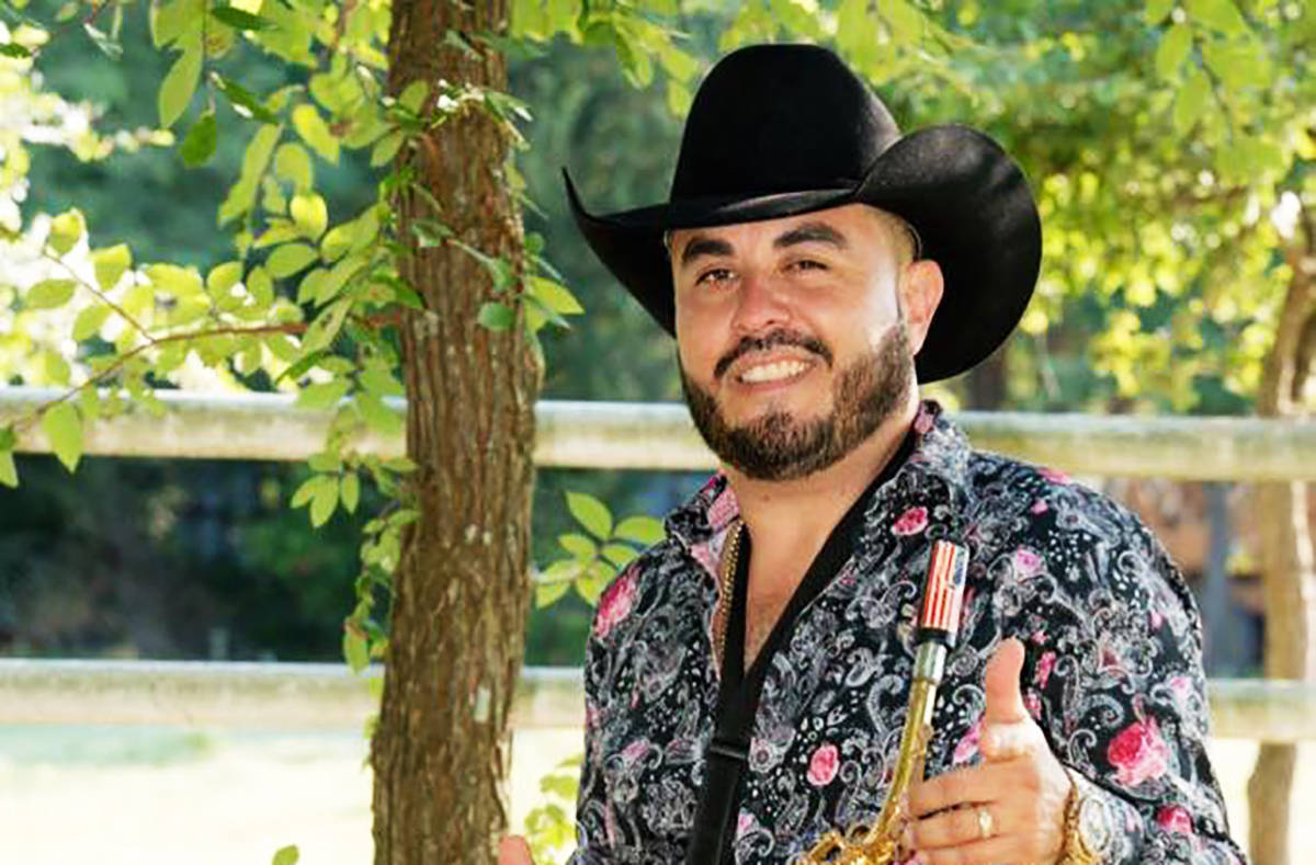 Keith Nieto recibió una nominación a #bmilatinawards 2020 como compositor. [Foto cortesía La ...