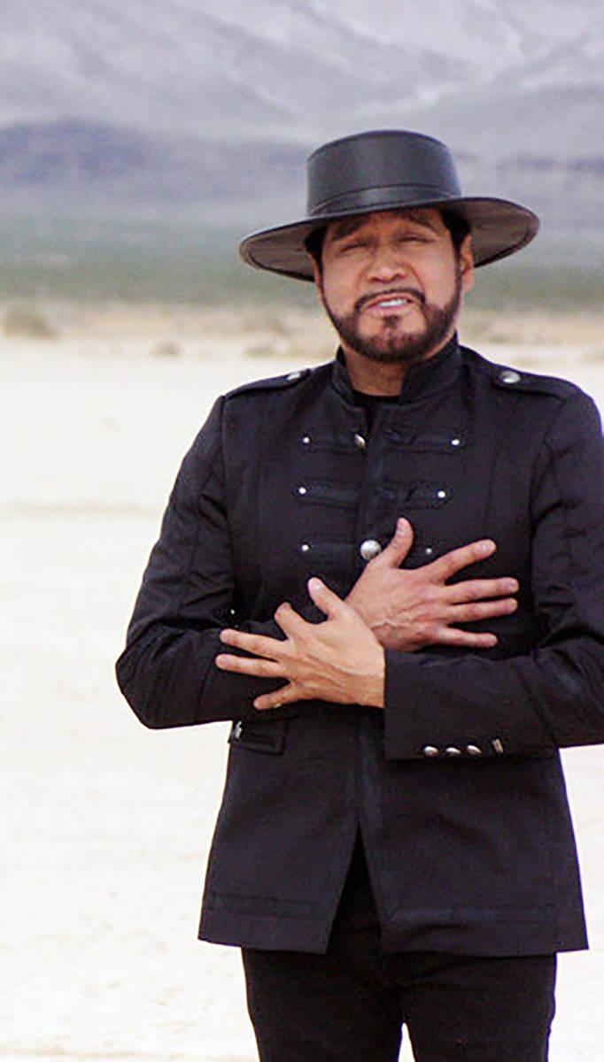 Oscar de la Rosa es el vocalista de La Mafia, tiene una destacada trayectoria musical. [Foto co ...