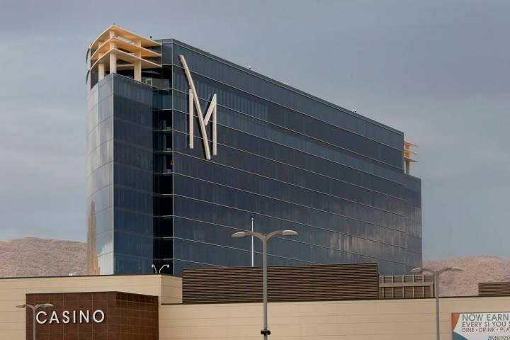 Esta foto de archivo del 1º de mayo de 2018 muestra el exterior del casino M Resort Spa en Hen ...