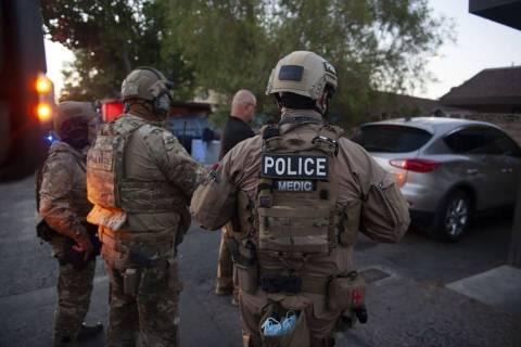Asestan duro golpe a las pandillas. Tras una investigación realizada por Homeland Security Inv ...