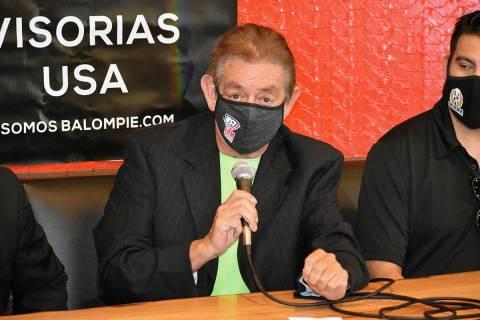 """Llegó la Asociación Nacional de Balompié Mexicano a Nevada y realizará """"visorias"""" en La ..."""