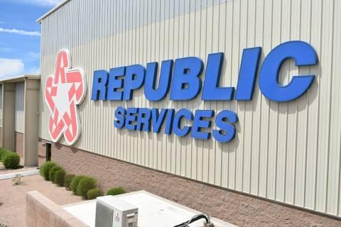 Archivo.- Republic Services ha implementado distintos programas de reciclaje. Viernes 19 de abr ...
