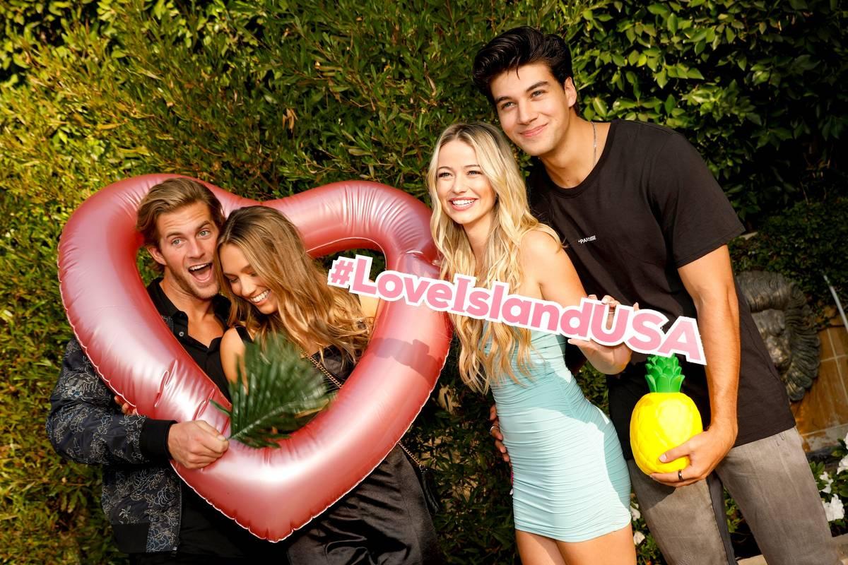 "La segunda temporada de ""Love Island"" de CBS será filmada en The Cromwell de Las Vegas. (Ella ..."