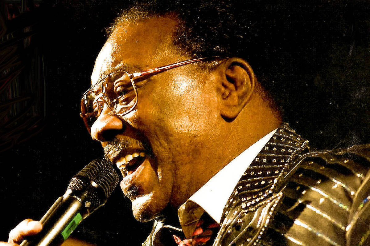 El cantante de soul y blues, Bobby Jonz, lanzó más de 200 álbumes y singles. (Loveforce Inte ...
