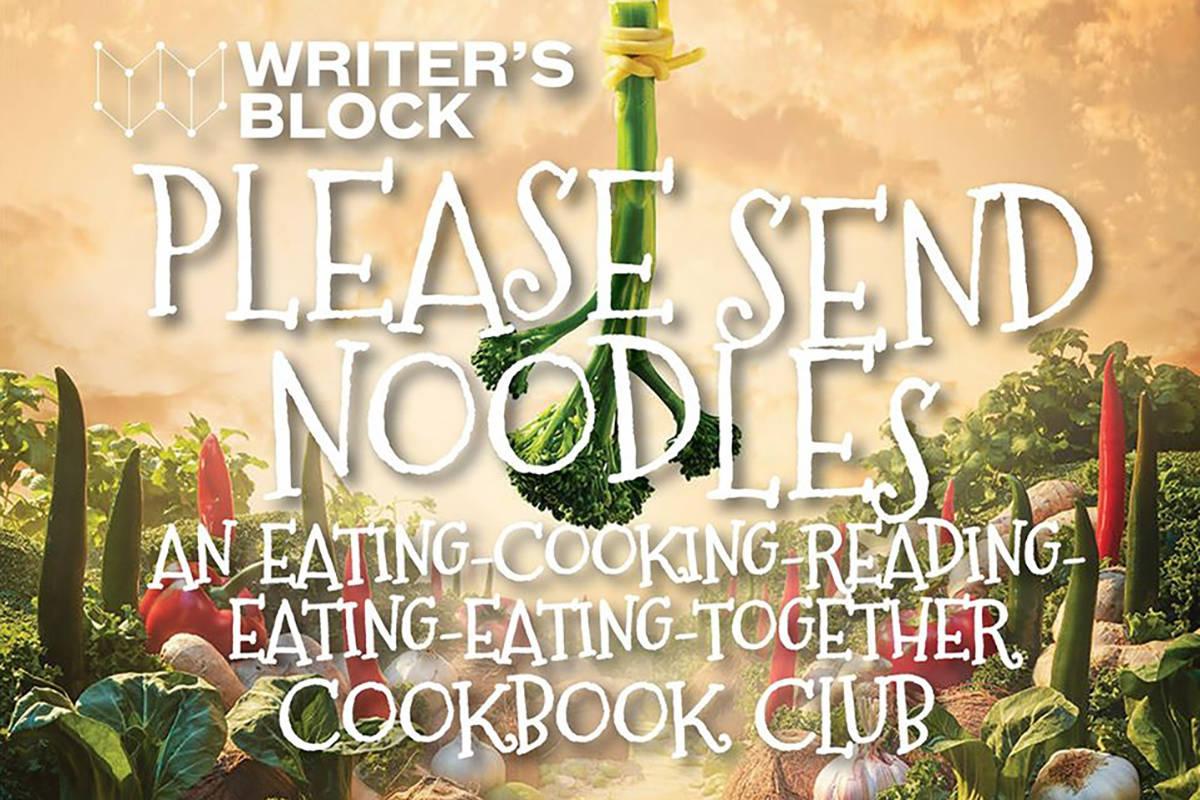 """El club """"Please Send Noodles"""" ha organizado el """"100 Dinners Project"""" con el objetivo de alime ..."""