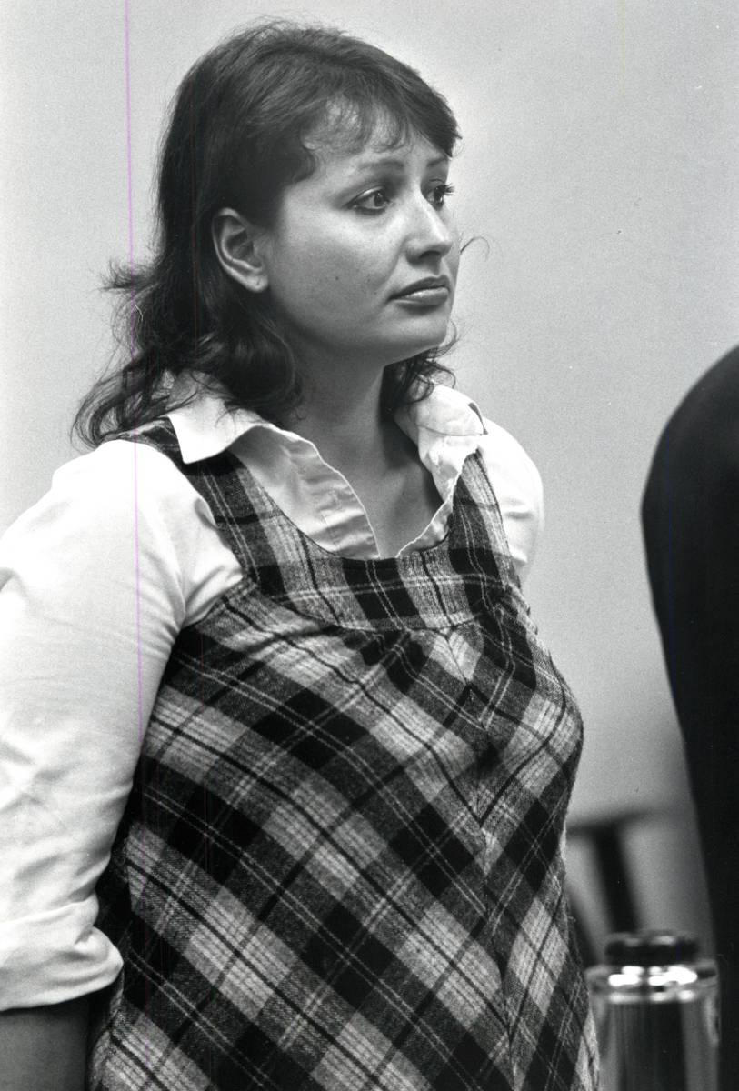 Terri Siddoway. (Archivo del Las Vegas Review-Journal)