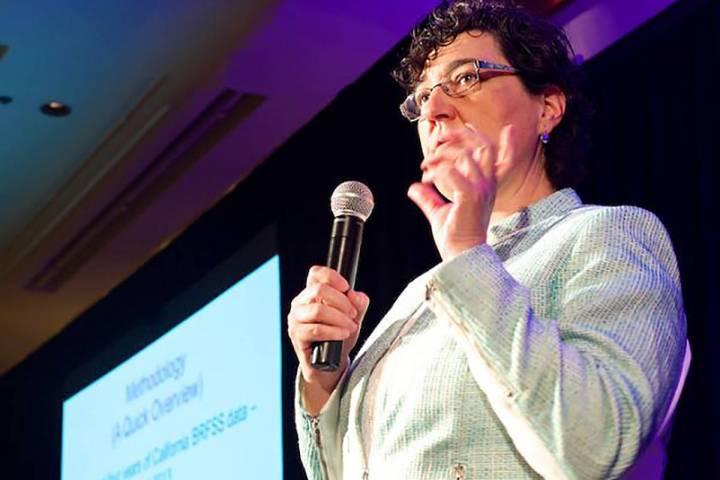 La directora de investigaciones del Instituto de Salud Pública, Dra. Marta Induni, explicó qu ...